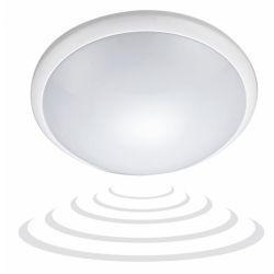 Orno Oprawa lampa plafon z mikrofalowym czujnikiem ruchu 60W OR-PL-316