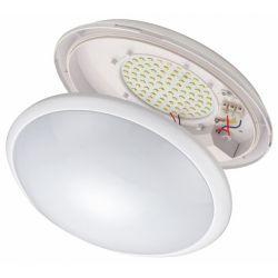 Orno Oprawa LED 16W 81 LED lampa plafon plafoniera z mikrofalowym czujnikiem ruchu OR-PL-320