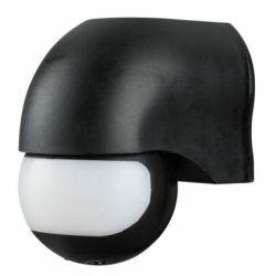 Orno Czujnik ruchu i zmierzchu LED 180 stopni IP44 czarny OR-CR-204/B
