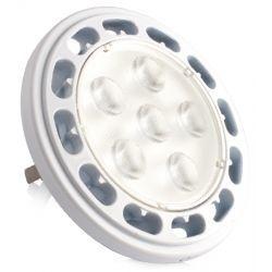 Forever Light Żarówka LED AR111 G53 11W (55W) 550lm 12V barwa ciepła 3545