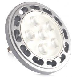 Forever Light Żarówka LED AR111 G53 11W (55W) 550lm 12V barwa ciepła 3538