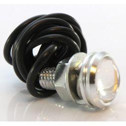 Ledom Lampa meblowa LED COB 12V 2W biała ciepła 4612