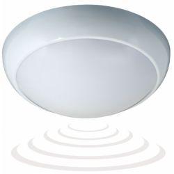 Orno Oprawa lampa plafon plafoniera z mikrofalowym czujnikiem ruchu OR-PL-345WE27PSM
