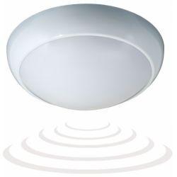 Orno Oprawa lampa plafon plafoniera z mikrofalowym czujnikiem ruchu OR-PL-346WE27PSM