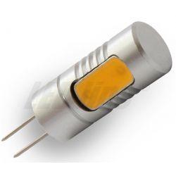 LED line Żarówka LED G4 COB 3W (30W) 250lm 12V barwa ciepła 4537