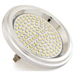 Ledom Żarówka LED AR111 G53 LED SMD 7W (70W) 700lm 12V barwa ciepła 4582