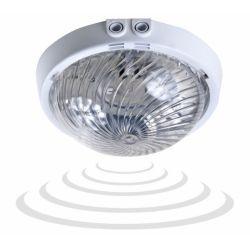 Orno Oprawa lampa plafon plafoniera z mikrofalowym czujnikiem ruchu AUTAN OR-OP-305WE27PPM