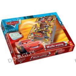 Wielki wyścig Cars Auta gra Trefl