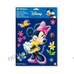Dekoracja świecąca w ciemności 3D Myszka Miki