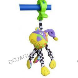 Przywieszka Wonky Wigglers Kot Playgro