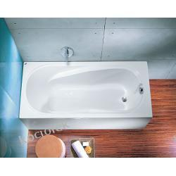 Koło wanna prostokątna akrylowa Comfort 160x75 cm