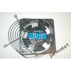WENTYLATOR KOMINKOWY 120x120 230V + GRIL ZESTAW
