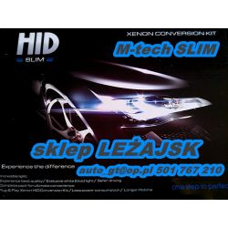 Zestaw HID M-Tech SLIM BASIC H1 H3 H4 H7 ORYGINAŁ!