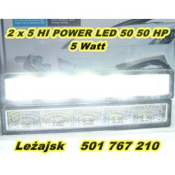 Światła LAMPY DZIENNE RL 906HP 14,5*2,7 /3 cm 12V