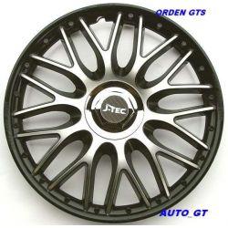 Kołpaki ORDEN BLACK 16 Audi VW Seat Ford Kia Toyota ..