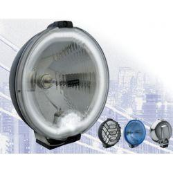 HALOGENY Z RINGIEM LED Chromowane  TIR 4X4