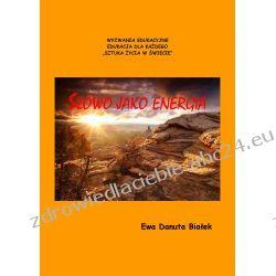 Słowo jako energia. Psychoenergetyka słowa (ebook)